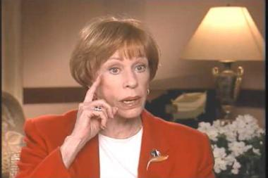 Embedded thumbnail for Carol Burnett on her appearance on The Paul Winchell and Jerry Mahoney Show and the beginning of the ear tug