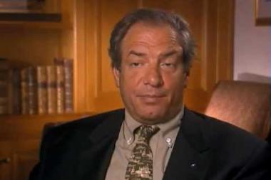 Embedded thumbnail for Dick Wolf on the role of a producer