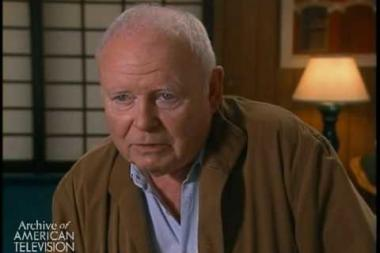 """Embedded thumbnail for Carroll O'Connor on """"Archie Bunker"""" as the best part he ever played, even next to In the Heat of the Night's """"Chief Bill Gillespie"""""""