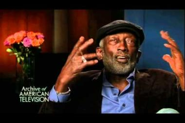 Embedded thumbnail for Garrett Morris on one of his most beloved Saturday Night Live characters - the news announcer for the hard of hearing, created by Chevy Chase