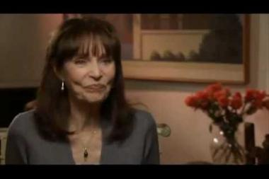 """Embedded thumbnail for Barbara Feldon on the character """"99"""" she played on Get Smart"""