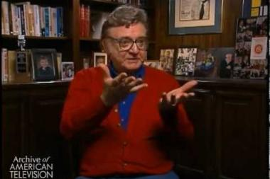 """Embedded thumbnail for Steve Allen on Jack Paar and how Paar """"invented the couch"""" on The Tonight Show"""