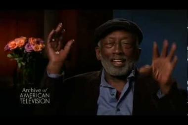 Embedded thumbnail for Garrett Morris on being the only black cast member on Saturday Night Live