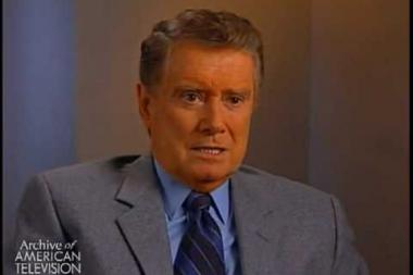 Embedded thumbnail for Regis Philbin on what his talent is
