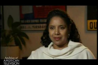 Embedded thumbnail for Phylicia Rashad on living in Mexico City, Mexico during her childhood