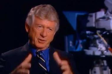 Embedded thumbnail for Ted Koppel on what made ABC News Nightline unique - bringing together people from all parts of the world to debate and discuss topics