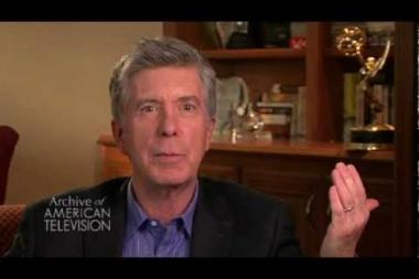 Embedded thumbnail for Tom Bergeron on a prank pulled on him on Hollywood Squares