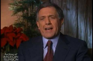 Embedded thumbnail for Leslie Moonves on the nature of network politics
