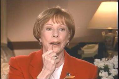 """Embedded thumbnail for Carol Burnett on the famous """"Went with the Wind!"""" sketch on The Carol Burnett Show"""