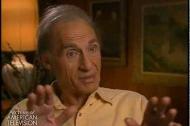 """Embedded thumbnail for Sid Caesar on his classic Your Show of Shows character """"The Professor"""""""