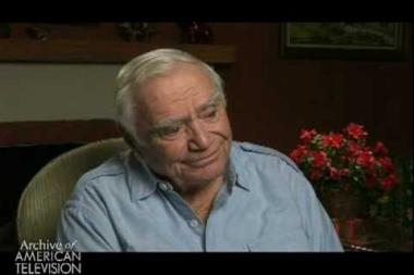 Embedded thumbnail for Ernest Borgnine on making a character come alive with your voice