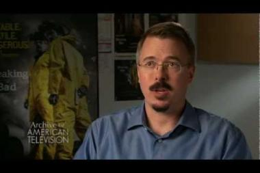"Embedded thumbnail for Vince Gilligan on not knowing how Breaking Bad will end - ""I have hopes and dreams for these characters"""