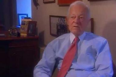 Embedded thumbnail for Bob Schieffer on the lessons learned in Vietnam for the United States in terms of its role in foreign relations