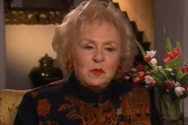 Embedded thumbnail for Doris Roberts on a heartfelt fan letter she received in response to Angie