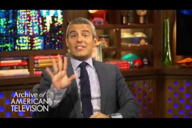 Embedded thumbnail for Andy Cohen