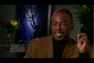 Embedded thumbnail for LeVar Burton on how Roots  was a seminal event in people's lives and has become part of history