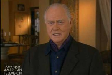 Embedded thumbnail for Larry Hagman on standing up for his vision of Dallas