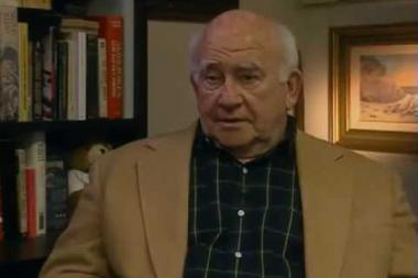 Embedded thumbnail for Ed Asner on the cancellation of Lou Grant and his politics