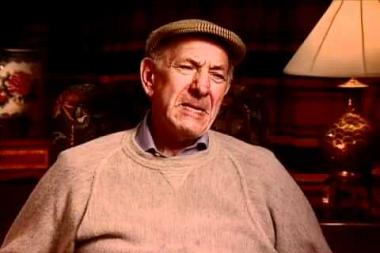 Embedded thumbnail for Jack Klugman on working with Ethel Merman in Gypsy