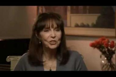 """Embedded thumbnail for Barbara Feldon on what Don Adams brought to """"Maxwell Smart"""""""
