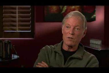 Embedded thumbnail for Richard Chamberlain on wanting to be an actor