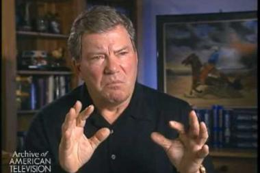 Embedded thumbnail for William Shatner on the pressures of production during Star Trek