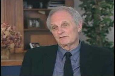 Embedded thumbnail for Alan Alda on the last episode and the shooting of the last scene shot of M*A*S*H