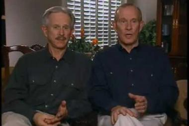 Embedded thumbnail for Tom and Dick Smothers on some censored portions of The Smothers Brothers Comedy Hour