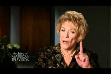 Embedded thumbnail for Jeanne Cooper on advice received about working on a daytime drama