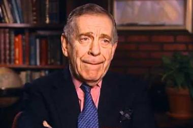 Embedded thumbnail for Morley Safer on the public reaction to his reporting of Cam Ne