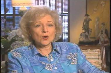 Embedded thumbnail for Betty White on loving to work on sitcoms
