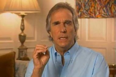 """Embedded thumbnail for Henry Winkler talks about getting cast as """"The Fonz"""" and how he developed the role on Happy Days"""
