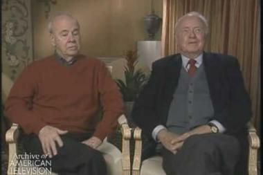 "Embedded thumbnail for Tim Conway and Harvey Korman on not being ""stars"""