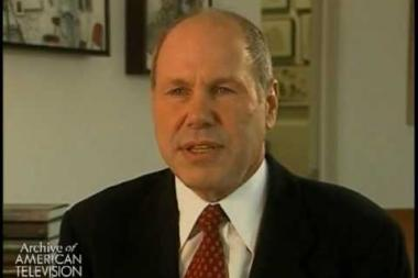 "Embedded thumbnail for Michael Eisner on advice to an aspiring television executive ""get your ass in the door"""