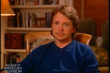 Embedded thumbnail for  Michael J. Fox on going public with his diagnosis of having Parkinson's Disease