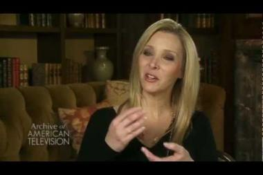 """Embedded thumbnail for Lisa Kudrow on watching TV after 9/11 and finding solace in a """"world where there's no such thing as 9/11"""""""