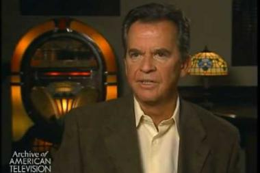 """Embedded thumbnail for Dick Clark on being targeted in the music """"payola"""" investigation"""