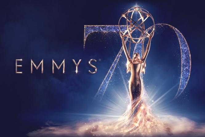 70th Emmy Awards key art