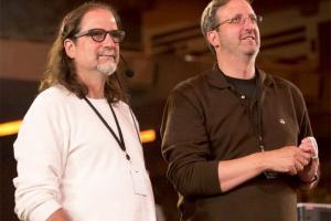Glenn Weiss and Ricky Kirshner