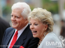 Bill Hayes and Susan Seaforth Hayes at the 45 Years Of Days Of Our Lives event
