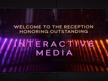 2019 Interactive Media Nominee Reception