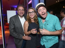2019 Animation & Children's Programming Nominee Reception