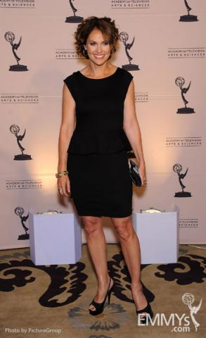 Amy Brenneman at the Fourth Annual Television Academy Honors