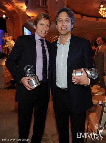 Denis Leary and Ray Romano attend the 5th Annual Television Academy Honors