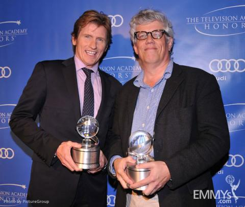 Denis Leary and Peter Tolan attend the 5th Annual Television Academy Honors