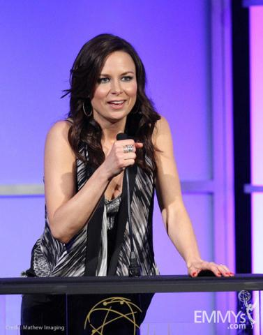 Mary Lynn Rajskub at the 32nd College Television Awards