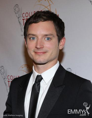 Elijah Wood at the 32nd College Television Awards