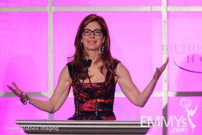 Dana Delany hosts the 3rd Annual Television Academy Honors