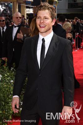 Matt Czuchry at the 62nd Primetime Emmy Awards