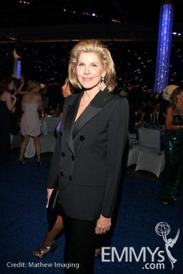 Christine Baranski at the 62nd Primetime Emmys Governors Ball